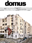 Ristorante Mammàrossa sulla rivista Domus